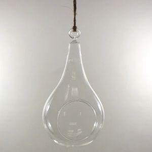 💎HOST PICK💎🆕 teardrop glass terrarium